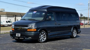 Used Wheelchair Van For Sale: 2017 Chevrolet Express LT Wheelchair Accessible Van For Sale with a  on it. VIN: 1GCWGBFG1H1140067