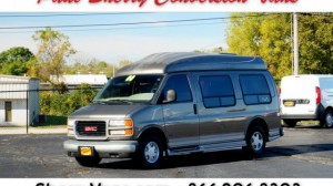 Used Wheelchair Van For Sale: 2000 GMC Savana LT Wheelchair Accessible Van For Sale with a  on it. VIN: 1GDFG15R8Y1188450