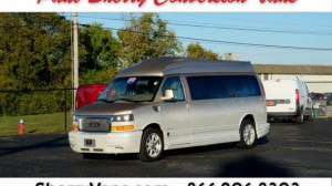 Used Wheelchair Van For Sale: 2012 GMC Savana LT Wheelchair Accessible Van For Sale with a  on it. VIN: 1GDW7LCG1C1146174