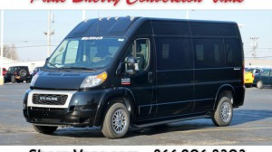 New Wheelchair Van For Sale: 2019 Ram Promaster High Roof Wheelchair Accessible Van For Sale with a  on it. VIN: 3C6TRVPG0KE542879