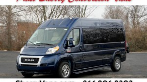 New Wheelchair Van For Sale: 2019 Ram Promaster High Roof Wheelchair Accessible Van For Sale with a  on it. VIN: 3C6TRVPG7KE542880