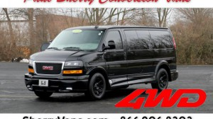 Used Wheelchair Van For Sale: 2019 GMC Savana LT Wheelchair Accessible Van For Sale with a  on it. VIN: 1GTW7AFG9K1173562