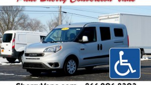 New Wheelchair Van For Sale: 2020 Ram Promaster S Wheelchair Accessible Van For Sale with a  on it. VIN: ZFBHRFBB6L6P32065
