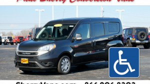 New Wheelchair Van For Sale: 2020 Ram Promaster S Wheelchair Accessible Van For Sale with a  on it. VIN: ZFBHRFBB1L6P32541
