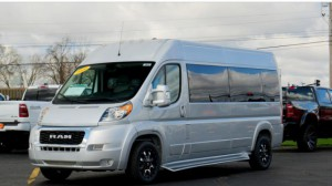 New Wheelchair Van For Sale: 2020 Ram Promaster High Roof Wheelchair Accessible Van For Sale with a  on it. VIN: 3C6TRVPGXLE124413