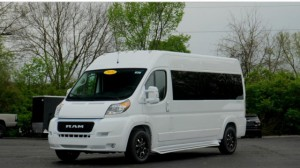 New Wheelchair Van For Sale: 2020 Ram Promaster High Roof Wheelchair Accessible Van For Sale with a  on it. VIN: 3C6TRVPG3LE124415