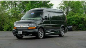 Used Wheelchair Van For Sale: 2016 Chevrolet Express LT Wheelchair Accessible Van For Sale with a  on it. VIN: 1GCWGAFG5G1174974