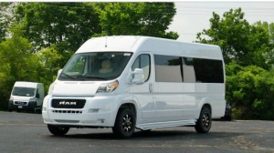New Wheelchair Van For Sale: 2020 Ram Promaster High Roof Wheelchair Accessible Van For Sale with a  on it. VIN: 3C6URVUG6LE123462