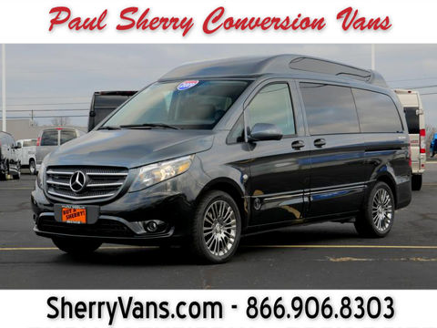 Used Wheelchair Van For Sale: 2019 Mercedes Metris  Wheelchair Accessible Van For Sale with a  on it. VIN: WD4PG2EE7K3540575