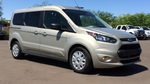 New Wheelchair Van For Sale: 2015 Ford Transit Connect Wagon XLT LWB  Wheelchair Accessible Van For Sale with a Mobility Works - Commercial Transit Connect on it. VIN: NM0GS9F70F1183675