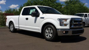 New Wheelchair Van For Sale: 2015 Ford F-150 XLT  Wheelchair Accessible Van For Sale with a Non Branded - Wheelchair Lift & Tiedowns on it. VIN: 1FTEX1CF2FKD31392