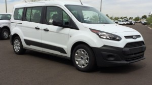 New Wheelchair Van For Sale: 2015 Ford Transit Connect Wagon XL LWB  Wheelchair Accessible Van For Sale with a Mobility Works - Commercial Transit Connect on it. VIN: NM0GE9E77F1207429