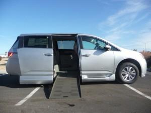 2015 honda odyssey ex l wheelchair van for sale entervan for 2015 honda odyssey ex l for sale