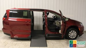 New Wheelchair Van For Sale 2017 Chrysler Pacifica Touring Accessible With