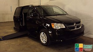 New Wheelchair Van For Sale: 2016 Dodge Grand Caravan SXT Wheelchair Accessible Van For Sale with a VMI Dodge Northstar on it. VIN: 2C4RDGCG2GR179252