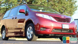 BraunAbility Toyota Rampvan XL Wheelchair Van Conversion