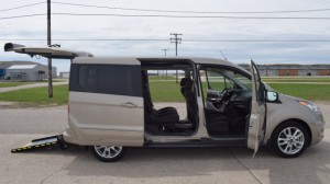 New Wheelchair Van For Sale: 2016 Ford Transit Connect LT Wheelchair Accessible Van For Sale with a M-Power - M-Power Ford Transit Connect - Long Wheelbase on it. VIN: NM0GE9F76G1281005