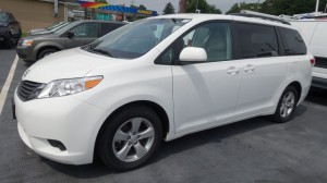 Used Wheelchair Van For Sale: 2014 Toyota Sienna LE  Wheelchair Accessible Van For Sale with a Non Branded - Please See Description on it. VIN: 5TDKK3DC6ES424473