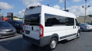 Used Wheelchair Van For Sale: 2015 Ram Promaster Window Van  Wheelchair Accessible Van For Sale with a FR Wheelchair Vans - Ram Promaster on it. VIN: 3C6TRVPG8FE508727