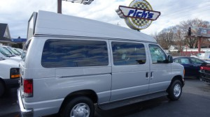 Used Wheelchair Van For Sale: 2007 Ford Econoline Wagon  Wheelchair Accessible Van For Sale with a  on it. VIN: 1FBNE31L67DB29837