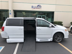 Used Wheelchair Van For Sale: 2017 Dodge Grand Caravan S Wheelchair Accessible Van For Sale with a VMI Northstar Side Entry Conversion on it. VIN: 2C4RDGCG2HR712895