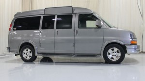 Used Wheelchair Van For Sale: 2012 Chevrolet Express  Wheelchair Accessible Van For Sale with a Non Branded - Full Size Van Conversion on it. VIN: 1GBSGDC45C1178158