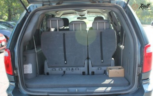 Used Wheelchair Van For Sale: 2006 Chrysler Town & Country LT Wheelchair Accessible Van For Sale with a Rollx 10 Inch Drop Floor Conversion With In-the-floor Ramp on it. VIN: 48864A