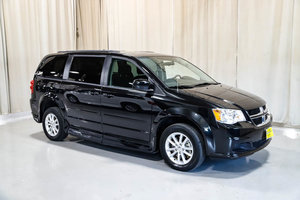 Used Wheelchair Van For Sale: 2016 Dodge Grand Caravan SXT Wheelchair Accessible Van For Sale with a Rollx 11 Inch Drop Floor Conversion with In-the-floor Ramp on it. VIN: 49188A