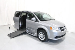 Used Wheelchair Van For Sale: 2016 Dodge Grand Caravan SXT Wheelchair Accessible Van For Sale with a VMI 11 INCH DROP FLOOR CONVERSION WITH IN-THE-FLOOR on it. VIN: 49354A