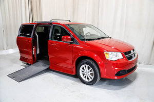 Used Wheelchair Van For Sale: 2016 Dodge Grand Caravan SXT Wheelchair Accessible Van For Sale with a Rollx 11 Inch Drop Floor Conversion with In-the-floor Ramp on it. VIN: 49446A