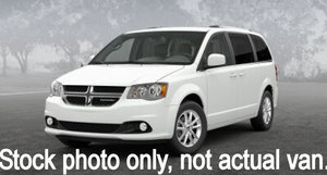 New Wheelchair Van For Sale: 2019 Dodge Grand Caravan SXT Wheelchair Accessible Van For Sale with a Rollx 11 Inch Drop Floor Conversion with In-the-floor Ramp on it. VIN: 49522