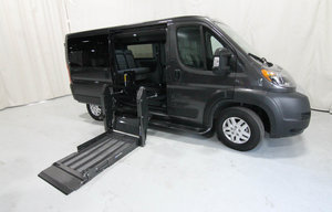 New Wheelchair Van For Sale: 2020 Ram Promaster L Wheelchair Accessible Van For Sale with a CARGO LOWERED FLOOR on it. VIN: 51664
