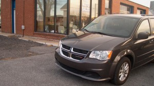 New Wheelchair Van For Sale: 2016 Dodge Grand Caravan SE  Wheelchair Accessible Van For Sale with a FR Wheelchair Vans - Dodge Rear Entry on it. VIN: 2C4RDGBG9GR342254