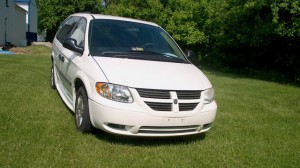 Used Wheelchair Van For Sale: 2007 Dodge Grand Caravan SE  Wheelchair Accessible Van For Sale with a BraunAbility - Dodge Entervan II on it. VIN: 1D4GP24R07B263153