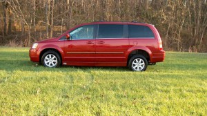 Used Wheelchair Van For Sale: 2010 Chrysler Town and Country Touring  Wheelchair Accessible Van For Sale with a AMS Vans - Chrysler Legend Side Entry on it. VIN: 2A4RR5D15AR468143