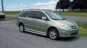 Used Wheelchair Van For Sale: 2018 Dodge Caravan  Wheelchair Accessible Van For Sale with a FR Wheelchair Vans - Dodge Rear Entry on it. VIN: 2C4RDGCGXJR302139