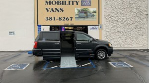 Used Wheelchair Van For Sale: 2011 Chrysler Town & Country Limited Wheelchair Accessible Van For Sale with a Eldorado National Amerivan - Dodge & Chrysler Amerivan on it. VIN: 2A4RR6DG8BR698383
