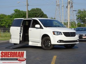 New Wheelchair Van For Sale: 2019 Dodge Grand Caravan SE Wheelchair Accessible Van For Sale with a SE Plus Wagon on it. VIN: 2C4RDGBG1KR719524