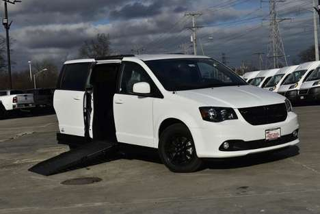 New Wheelchair Van For Sale: 2020 Dodge Grand Caravan SE Wheelchair Accessible Van For Sale with a SE Plus Wagon on it. VIN: 2C4RDGBG7LR246780