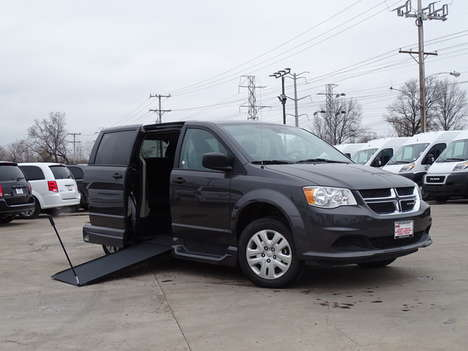 New Wheelchair Van For Sale: 2020 Dodge Grand Caravan SE Wheelchair Accessible Van For Sale with a SE Wagon on it. VIN: 2C4RDGBGXLR236261