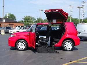 Used Wheelchair Van For Sale: 2015 Scion Xb  Wheelchair Accessible Van For Sale with a  on it. VIN: JTLZE4FE9FJ077427