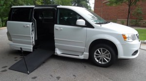 Used Wheelchair Van For Sale: 2015 Dodge Caravan  Wheelchair Accessible Van For Sale with a VMI - Dodge Northstar E on it. VIN: 00000000000549121