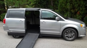 Used Wheelchair Van For Sale: 2017 Dodge Caravan  Wheelchair Accessible Van For Sale with a VMI - VMI Dodge APEX on it. VIN: 00000000000857649