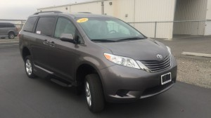 Used Wheelchair Van For Sale: 2016 Toyota Sienna LE 7-Passenger Mobility  Wheelchair Accessible Van For Sale with a VMI - Toyota NorthstarAccess360 on it. VIN: 5TDKK3DC8GS737625