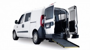 New Wheelchair Van For Sale: 2017 Ram Promaster Low Roof Wheelchair Accessible Van For Sale with a Sunset Vans Inc - Ram ProMaster City on it. VIN: ZFBERFAB5H6E42818