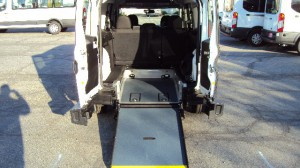 Used Wheelchair Van For Sale: 2017 Ram Promaster Ll Wheelchair Accessible Van For Sale with a Sunset Vans Inc - Ram ProMaster City on it. VIN: ZFBERFAB6H6E41726