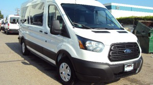 New Wheelchair Van For Sale: 2019 Ford T150 Vans  Wheelchair Accessible Van For Sale with a Sunset Vans Inc - FORD TRANSIT 148WB on it. VIN: 1FTYE2CMXKKB28140