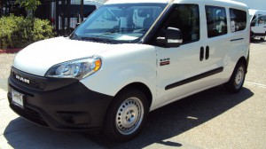 New Wheelchair Van For Sale: 2019 Ram Promaster Low Roof Wheelchair Accessible Van For Sale with a Sunset Vans Inc - Ram ProMaster City on it. VIN: ZFBHRFAB7K6M17937