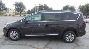 Used Wheelchair Van For Sale: 2017 Chrysler Pacifica  Wheelchair Accessible Van For Sale with a ATS - ATS Rear Entry on it. VIN: 2C4RC1BG8HR720257