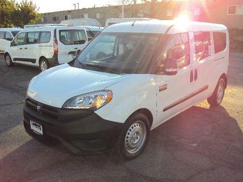 New Wheelchair Van For Sale: 2020 Ram Promaster Low Roof Wheelchair Accessible Van For Sale with a Sunset Vans Inc - Ram ProMaster City on it. VIN: ZFBHRFAB9L6R42144